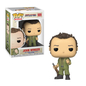 Figurine Pop! John Winger - Stripes (Les Bleus)