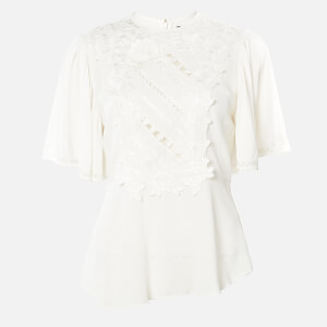 Isabel Marant Women's Lapao Endless Summer Top - White