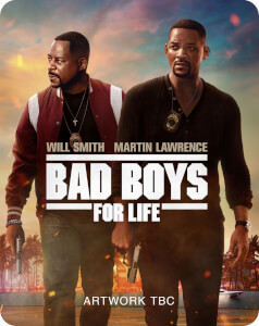 Bad Boys For Life - Steelbook 4K Ultra HD Esclusiva Zavvi