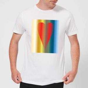 Art Heart Men's T-Shirt - White