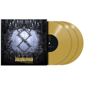 Blasphemous Original Soundtrack 3x Colour LP