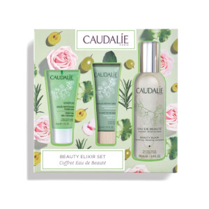 Caudalie Beauty Elixir Set 2020 (Worth £40.00)