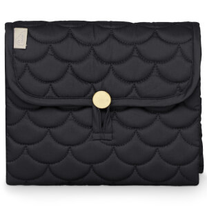Cam Cam Quilted Changing Mat - Black