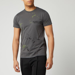 Helmut Lang Men's Standard Painter T-Shirt - Pewter