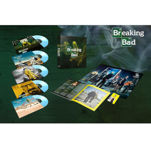 Breaking Bad - Series 5 10 Inch Vinyl Box Set