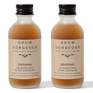 Grow Gorgeous Hair Growth Serum Original Duo 120ml
