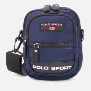 Polo Ralph Lauren Men's Polo Sport Messenger Bag - Navy