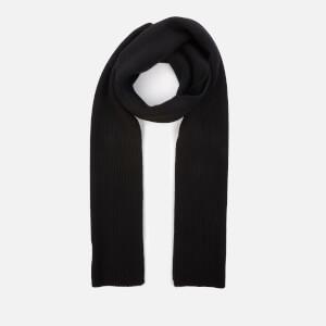 Polo Ralph Lauren Men's Merino Wool Scarf - Polo Black