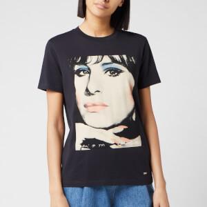 Coach 1941 Women's Barbra Streisand T-Shirt - Black