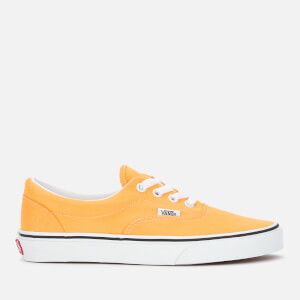 Vans Women's Era Neon Trainers - Blazing Orange/True White