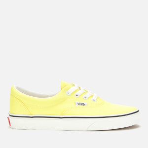 Vans Women's Era Neon Trainers - Lemon Tonic/True White