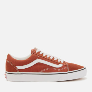 Vans Men's Old Skool Trainers - Picante/True White