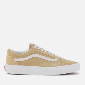 Vans Men's Old Skool Suede Trainers - Candied Ginger