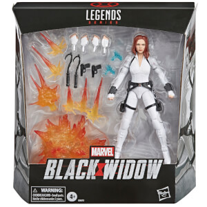 Hasbro Marvel Legends Deluxe Black Widow: Movie Figure