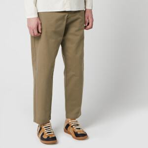 Oliver Spencer Men's Judo Pants - Tobacco