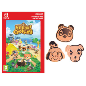 Animal Crossing: New Horizons - Digital Download Pack