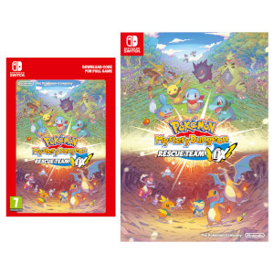 Pokémon Mystery Dungeon: Rescue Team DX - Digital Download