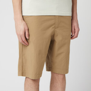 Universal Works Men's Ripstop Cotton Loose Shorts - Sand