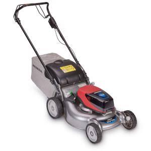 Izy HRG 466 XB Cordless Lawnmower