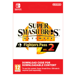 Super Smash Bros. Ultimate Fighters Pass Vol. 2 - Digital Download