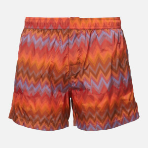 Missoni Men's Zig Zag Swim Shorts - Multi
