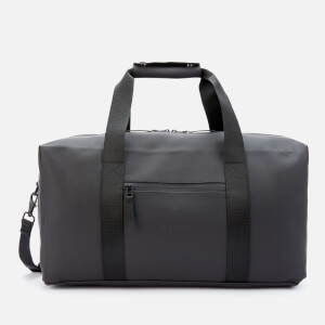 RAINS Men's Gym Bag - Black