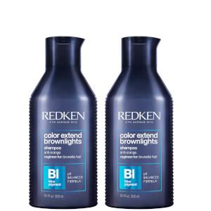 Redken Color Extend Brownlights Shampoo Duo