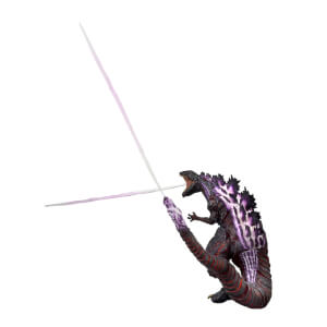"NECA Godzilla 2016 - 12"" Head To Tail Action Figure - Shin Godzilla (Atomic Blast)"