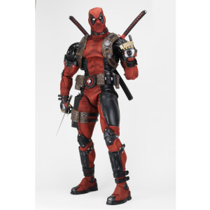 NECA Marvel Classics - 1/2 Scale Figure - Deadpool