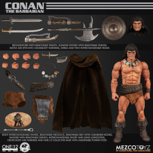Mezco One:12 Collective Conan The Barbarian Action Figure