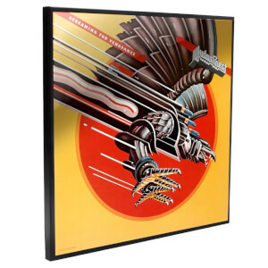 Judas Priest - Screaming For Vengeance Crystal Clear Pictures Wall Art
