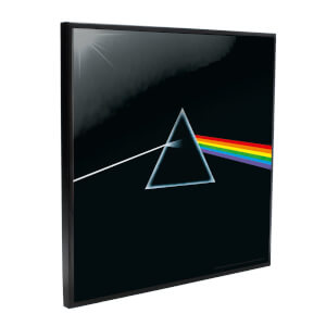 Pink Floyd - Dark Side Of The Moon Crystal Clear Pictures Wall Art