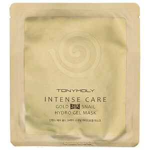 TONYMOLY Intense Care Gold 24K Snail Hydrogel Mask 25ml