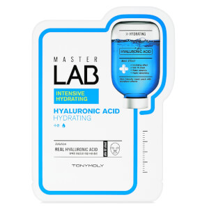 TONYMOLY Master Lab Sheet Mask Hyaluronic Acid 19g