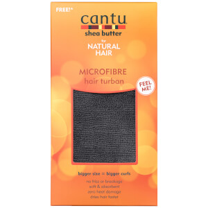 Cantu Mircofibre Hair Turban (Free Gift)