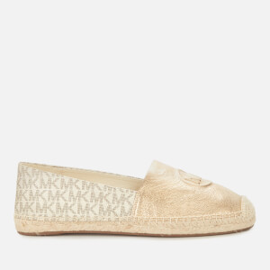 MICHAEL MICHAEL KORS Women's Dylyn Espadrilles - Pale Gold