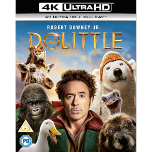 Dolittle - 4K Ultra HD (Includes 2D Blu-ray)