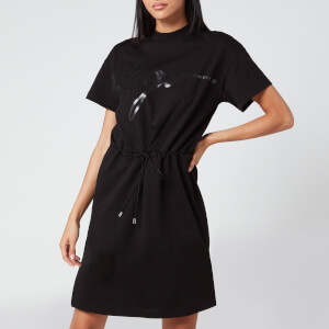 HUGO Women's Nomelia T-Shirt Dress - Black