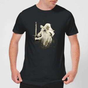 The Lord Of The Rings Gandalf Men's T-Shirt - Black