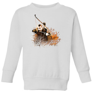 The Lord Of The Rings Legolas Kids' Sweatshirt - White