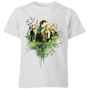 The Lord Of The Rings Hobbits Kids' T-Shirt - Grey