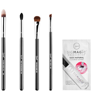 Sigma Instant Eye-Cons Brush Set - Exclusive