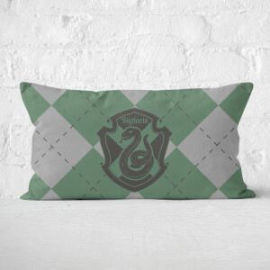 Harry Potter Slytherin Rectangular Cushion