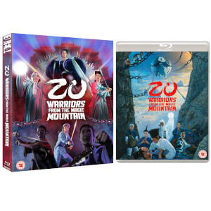 Zu Warriors From The Magic Mountain - Limited Edition