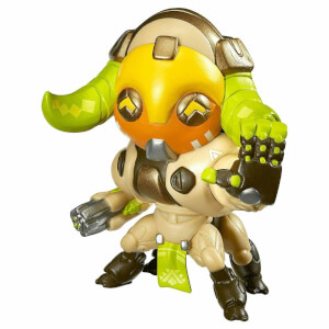 Overwatch Cute But Deadly Orisa Figure