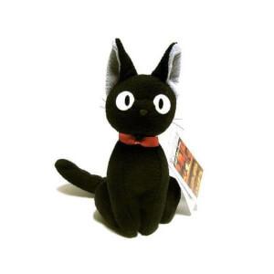 Studio Ghibli's Kiki's Delivery Service - Jiji Plush Figure 20cm