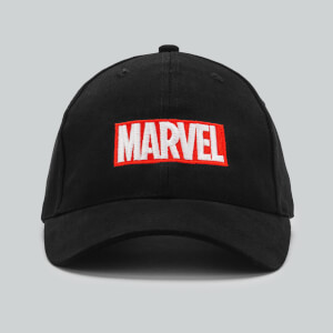 Cappello con visiera Marvel Classic - Nero
