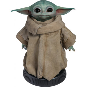 Figura El Niño (Baby Yoda) Star Wars The Mandalorian 1:1 - Sideshow Collectibles