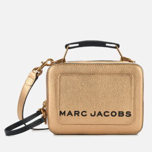 Marc Jacobs Women's The Box 20 Bag - Gold
