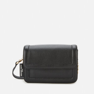 Marc Jacobs Women's The Mini Cushion Bag - Black